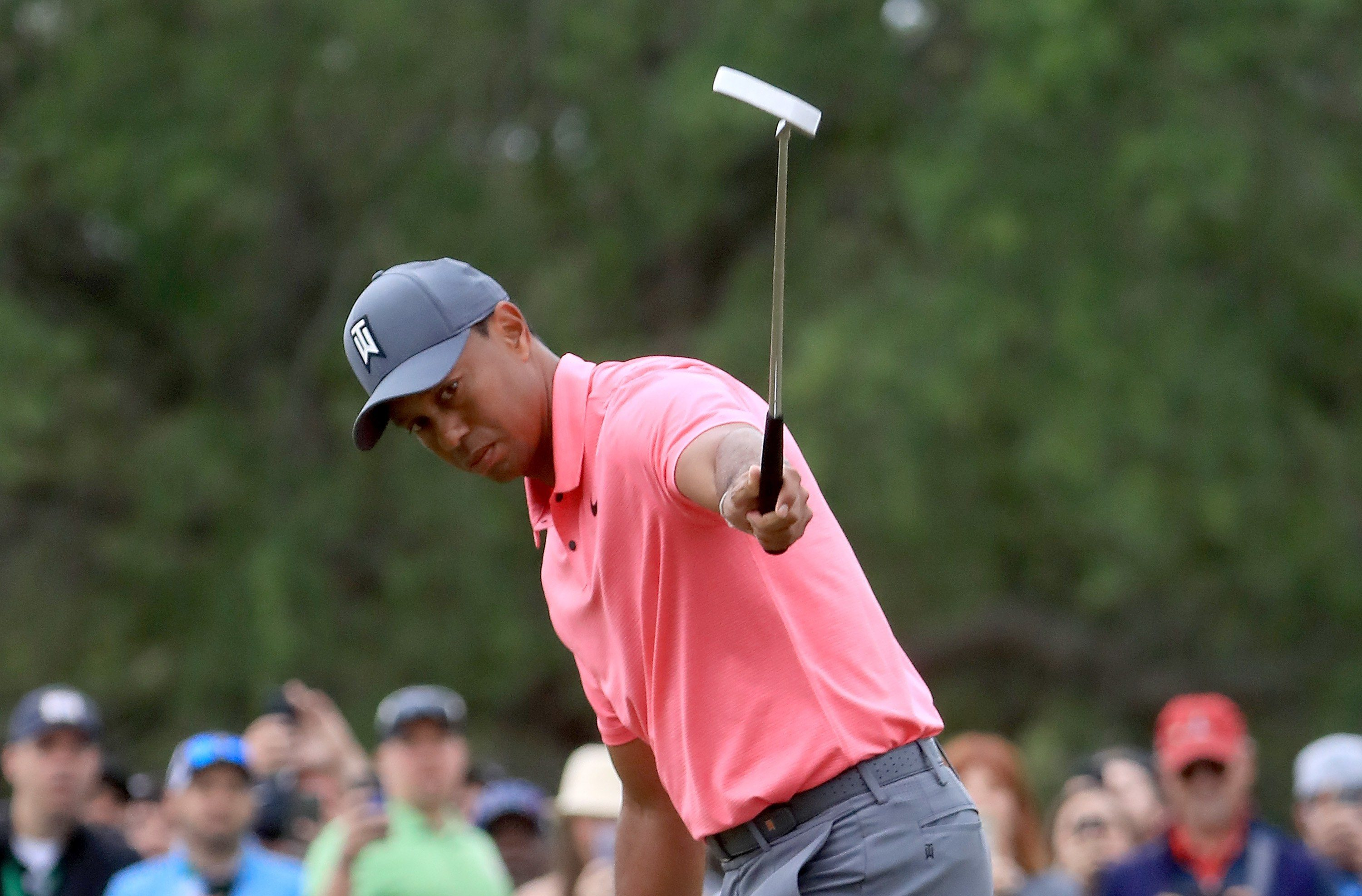 444d5368 Tiger Woods Pegged to Take Arnold Palmer Invitational for Ninth Time
