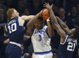 Villanova has beaten Xavier twice in the regular season, but lost to four other conference foes and is the No. 2 seed in the Big East Tournament. (Image: AP)