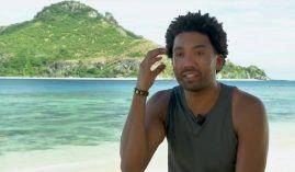 Wendell Holland is now the favorite to win the CBS television show Survivor Ghost Island. (Image: YouTube)