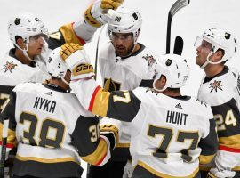 Vegas Knights Among Stanley Cup Favorites (Source: USA Today)