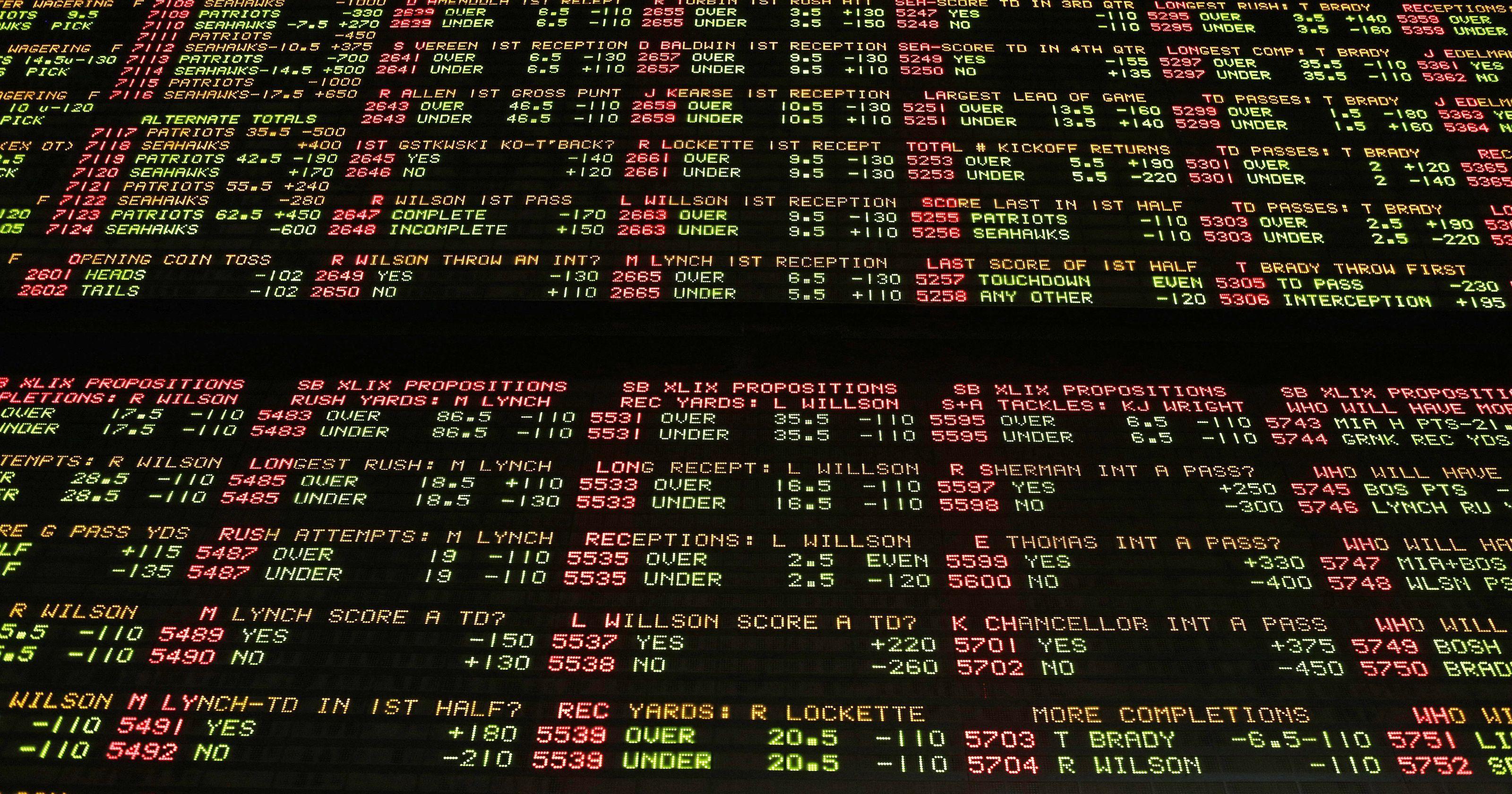 Players� unions gambling statement