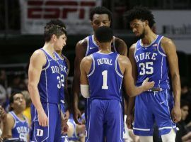 Duke lost three of its five starters from the 2018 team, but is a favorite to win the 2019 NCAA basketball championship. (Image: AP)