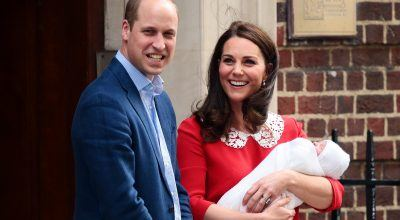 """Prince William Drops Royal Baby Name Hint: HRH Prince """"Jerry""""?"""
