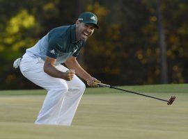 Sergio Garcia is ready to put a forgettable Masters behind him and compete in this week's Texas Valero Open. (Image: USA Today Sports)