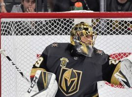 Marc-Andre Fleury made 33 saves to back a 4-2 win for the Vegas Golden Knights in Game 3. (Source: tsn.ca)