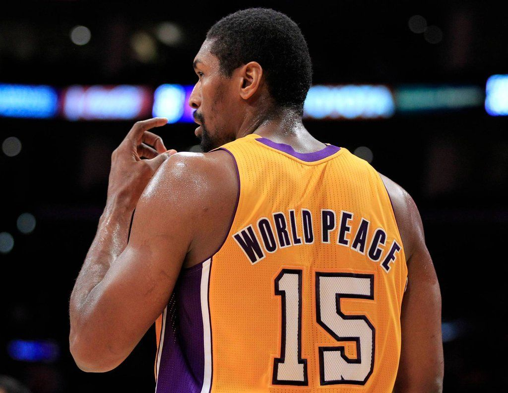 Metta World Peace Claims He Was Offered $35K to Throw College Basketball Game