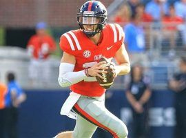 Michigan is banking on Ole Miss transfer Shea Patterson becoming the star quarterback that leads the Wolverines to prominence. (Image: detroitnews.com)