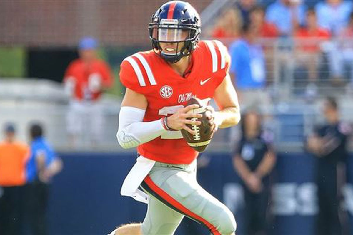 Ole Miss QB Transfer Shea Patterson Could Make Michigan a Surprise Contender