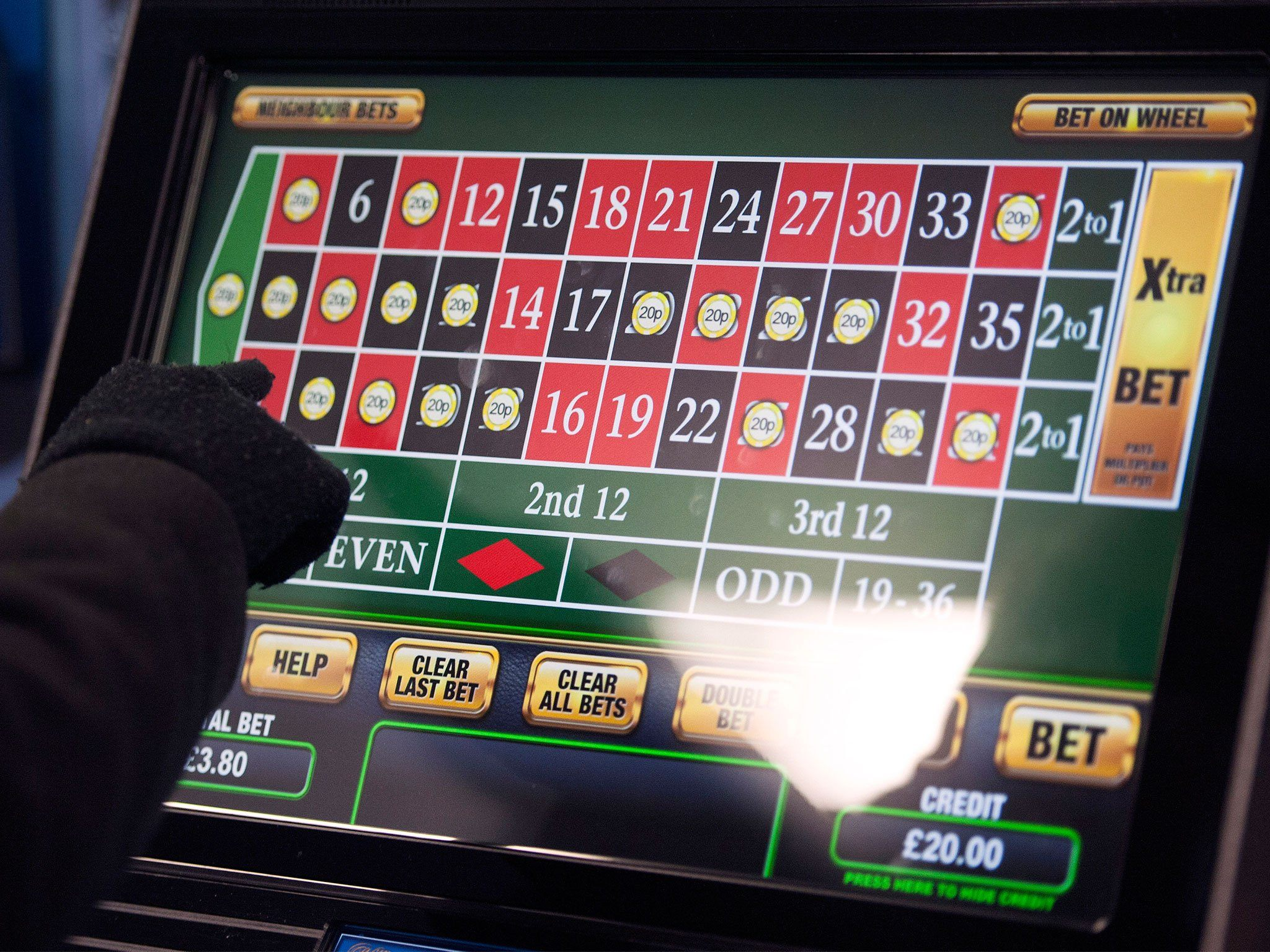 Gambling News: FOBT Max Bets Slashed to £2 by UK Government