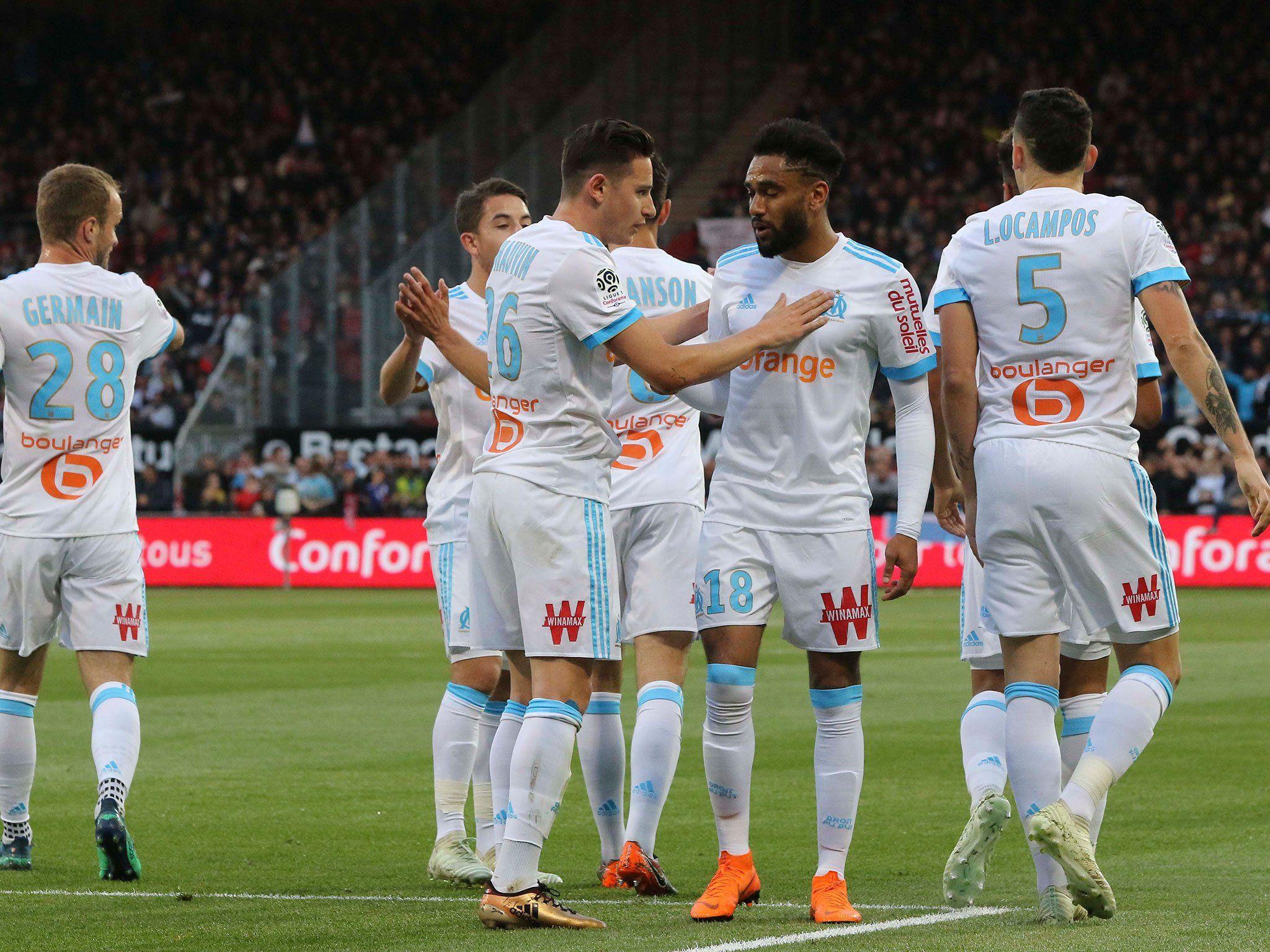 Atletico Marseille Europa League