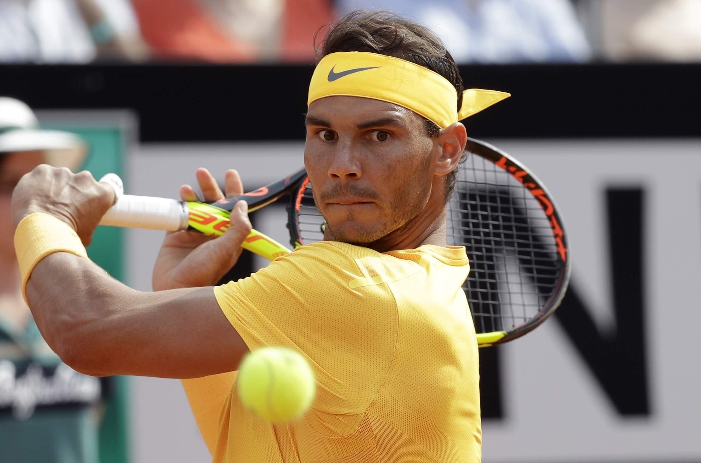 French Open Rafael Nadal
