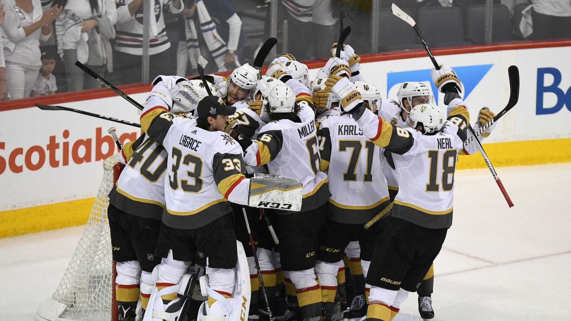 Vegas Golden Knights Western Conference