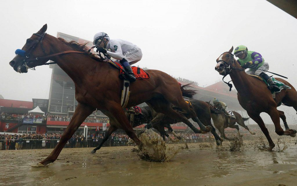 Justify Wins Preakness But Not By Enough For Triple Crown