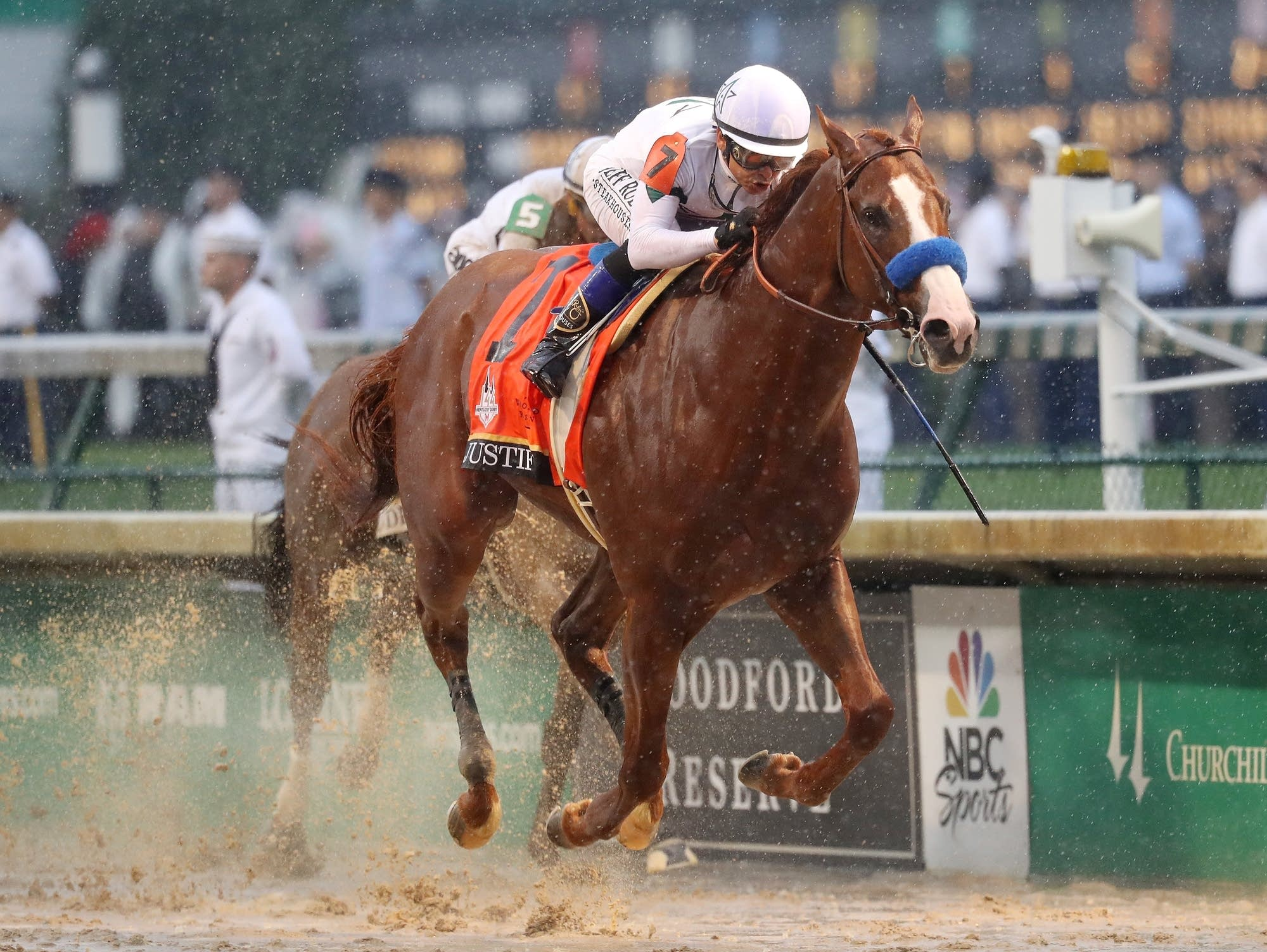 Justify Opens As Kentucky Derby Favorite After Drawing No