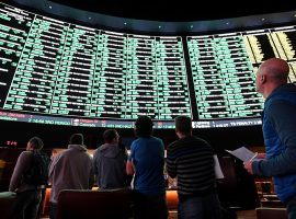 Canada is lagging behind its American neighbors on sports betting regulations. (Courtesy: mdhorsemen.com)