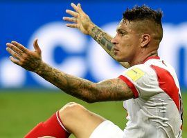 Paolo Guerrero says he's been robbed of a World Cup opportunity. (Source: ontvsite.com)