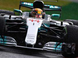 Lewis Hamilton leads the F1 Drivers Championship Through Four Races. (Source: skysports.com)