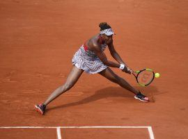 Venus Williams suffered her second consecutive Grand Slam first-round loss Sunday at the French Open. (Image: AFP)