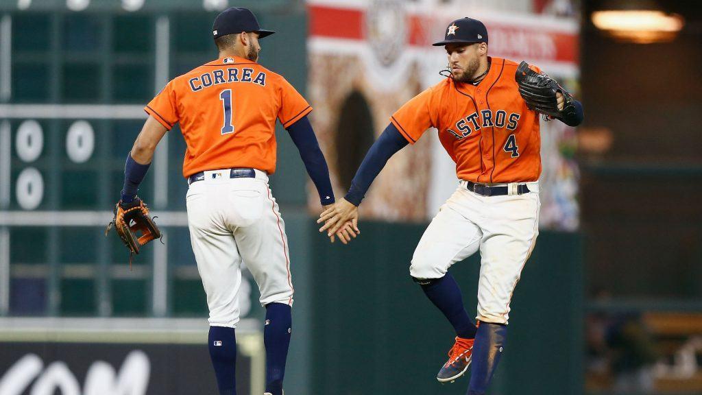 Houston Astros winning streak