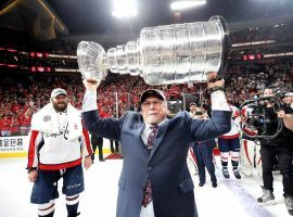 Barry Trotz led the Washington Capitals to the Stanley Cup, but resigned on Monday. (Image: Getty)