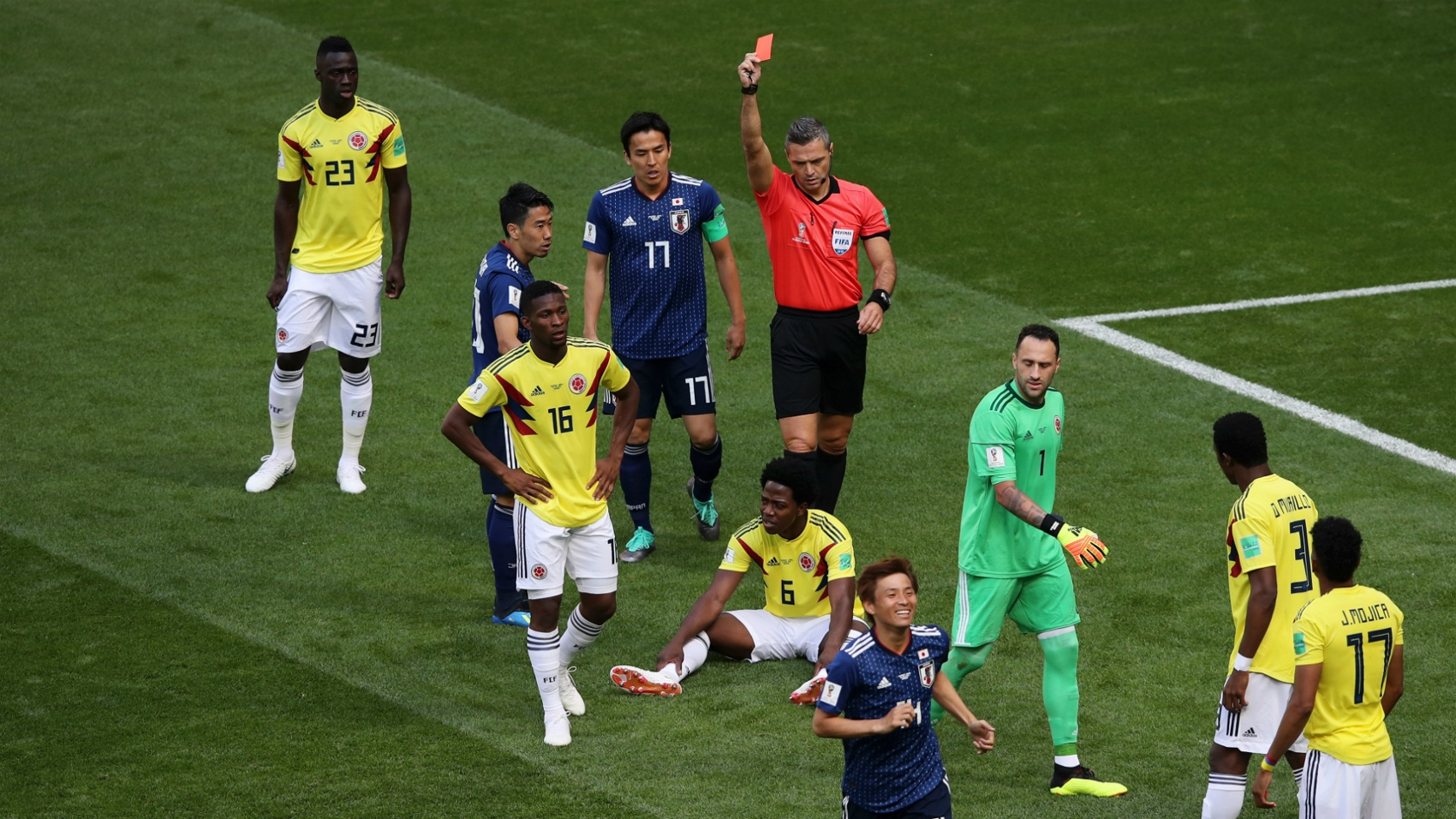 World Cup Upsets  See Japan, Senegal at Top of Group H Table
