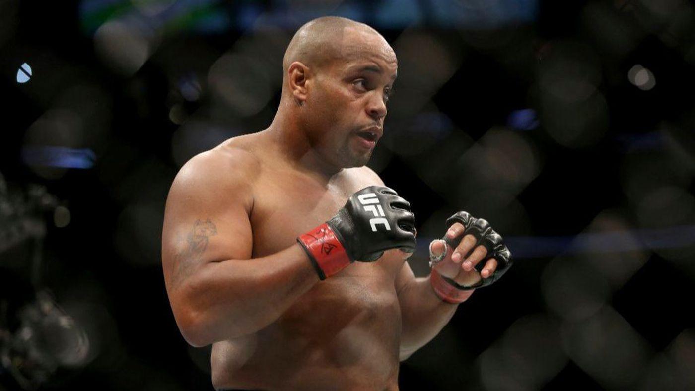 UFC 226 Cormier Miocic