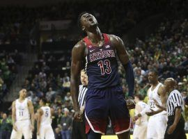 Deandre Ayton was dominant in his one season with the Arizona Wildcats, and is widely expected to be the No. 1 pick at the 2018 NBA Draft. (Image: AP)