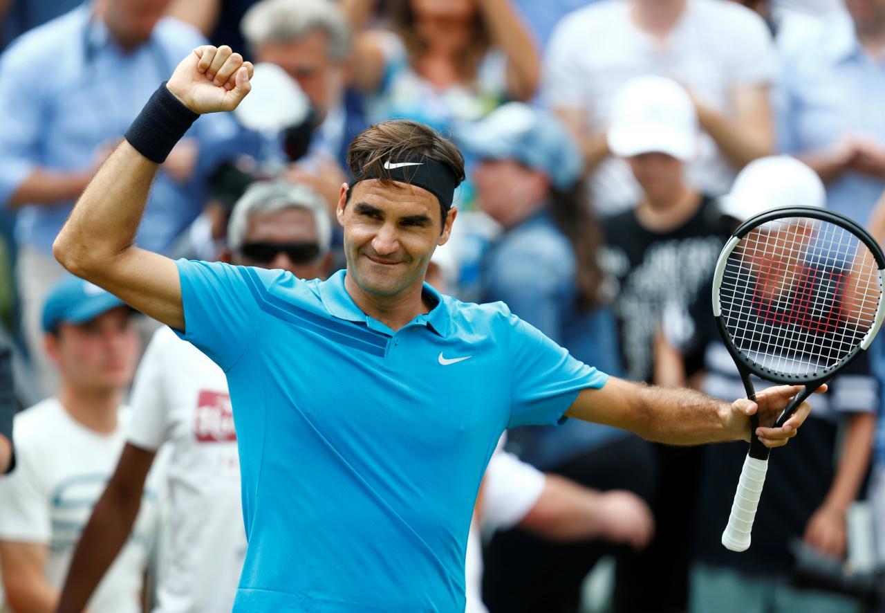 Roger Federer Stuttgart