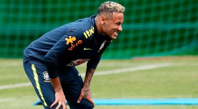 Neymar Leaves World Cup Practice with Ankle Pain, Spurring Injury Fears (Video)