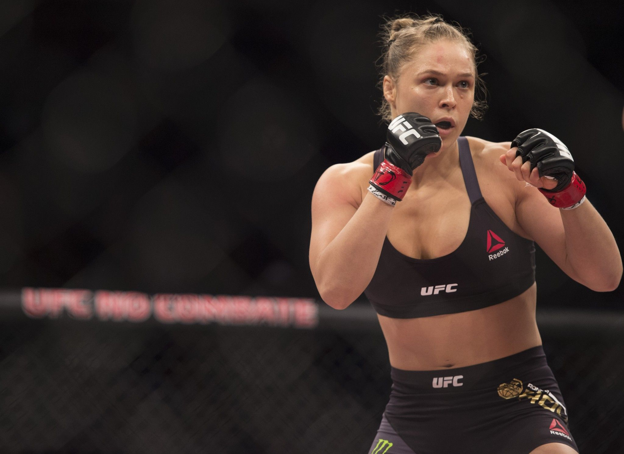 Ronda Rousey UFC Hall of Fame