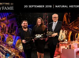 SBC will induct three new members into the Sports Betting Hall of Fame during Betting on Sports Week in September. (Image: SBC News)