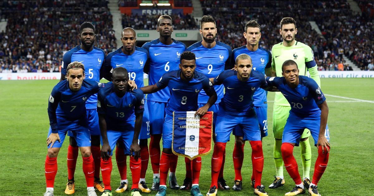 France soccer team