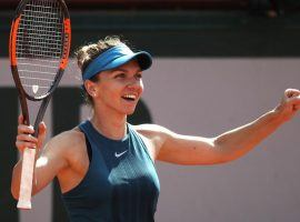 Simona Halep quietly breezed her ways into the French Open finals against Sloane Stephens. (Image: AP)