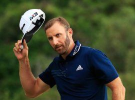 Dustin Johnson is the 9/1 favorite at one sportsbook to win the US Open next week. (Image: USA Today Sports)