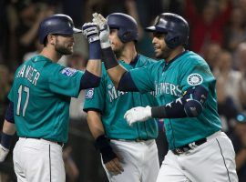The Seattle Mariners weren't expected to reach the playoffs this year, but are on track to win 100 games. (Image: Getty)