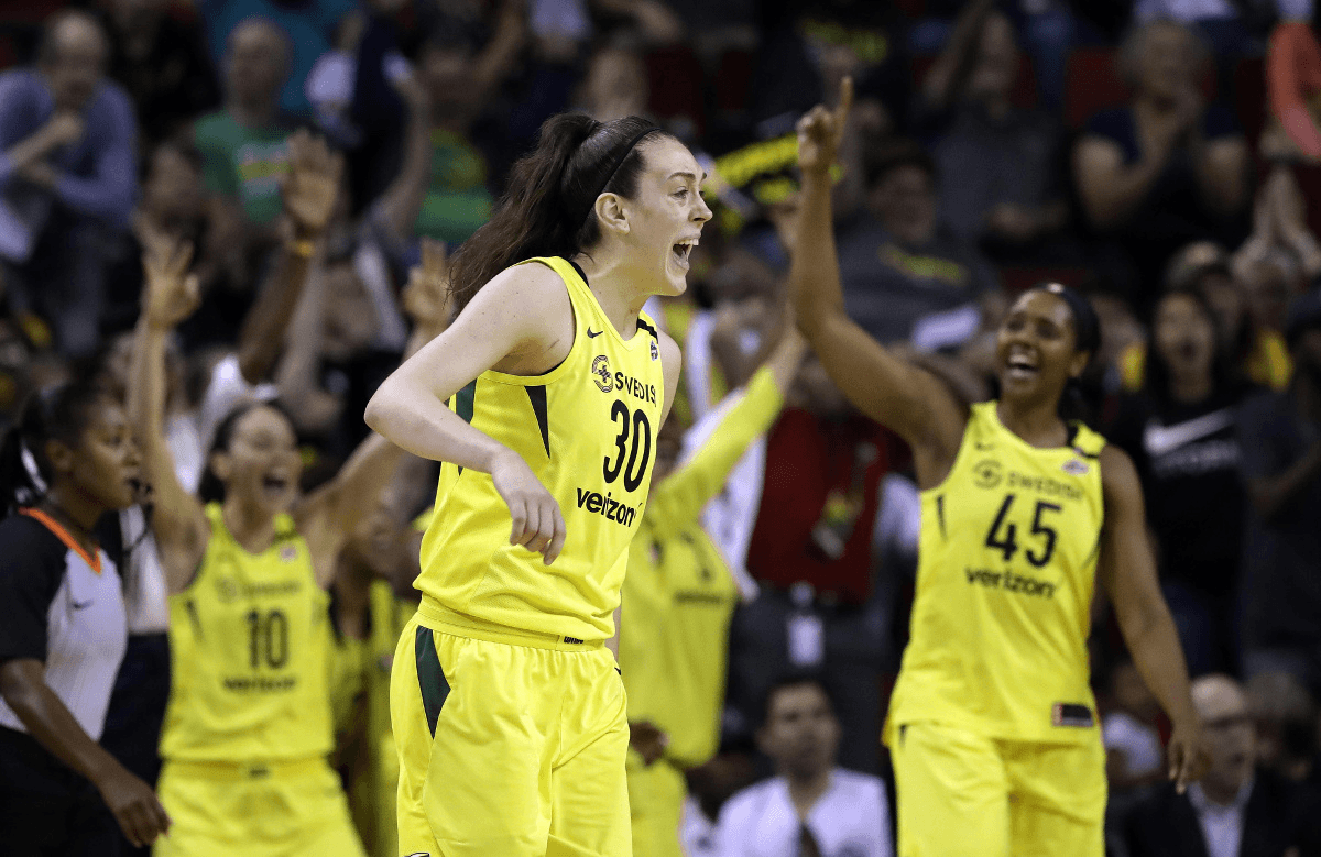 Seattle Storm WNBA Odds