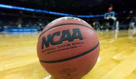 The NCAA announced that a team of experts would look at the long-term impact of legal sports betting on college athletics. (Image: Shutterstock/New York Post)
