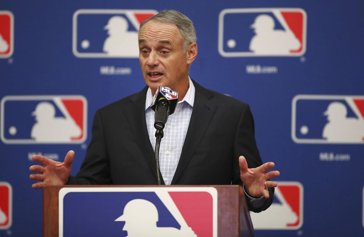MLB Commish Rob Manfred Opines on Impact of Legal Sports Betting for Baseball