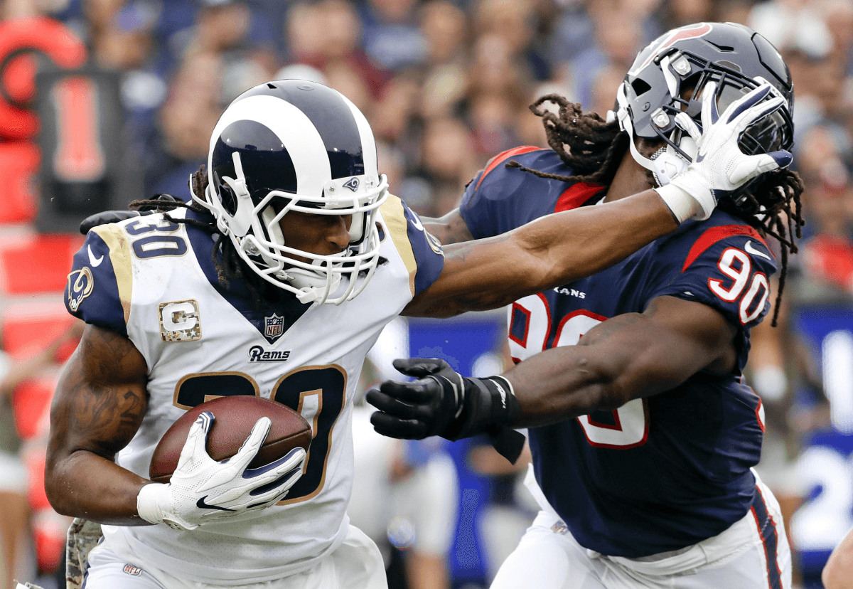 Todd Gurley contract extension