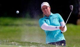 Brittany Lincicome will be competing against the men at this week's Barbasol Championship. (Image: Maddie Meyer)