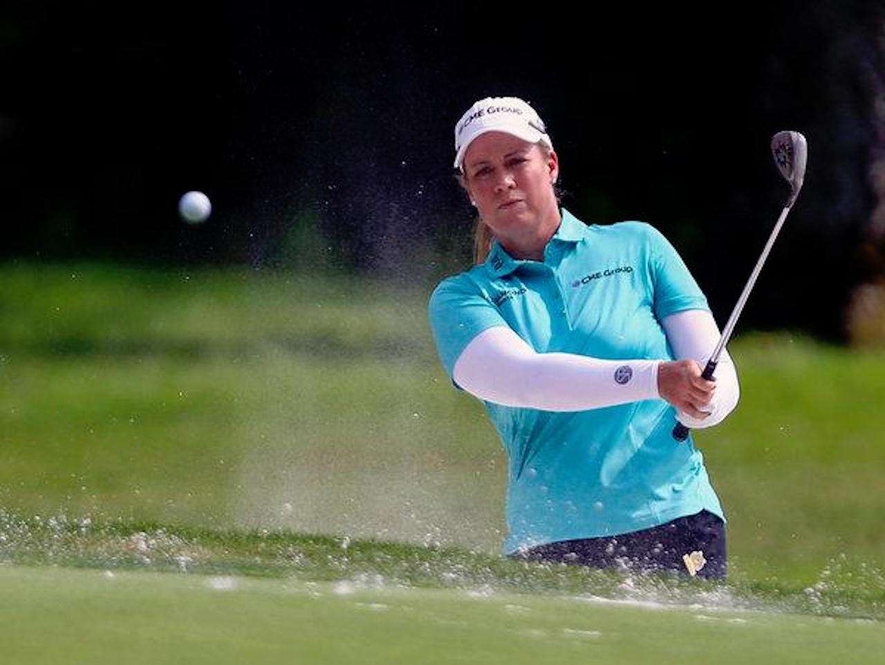 LPGA's Brittany Lincicome Ready for PGA Tour's Barbasol Championship