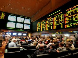 NCAA March Madness is the second biggest sports betting event of the year in Nevada casinos, behind the Super Bowl.  (Image: Glenn Pinkerton/Getty)