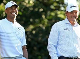 Tiger Woods and Phil Mickelson could bring a lot of excitement -- and betting -- to the game of golf if they were to just bypass the formality of a tournament altogether. (Image: Golf.com)