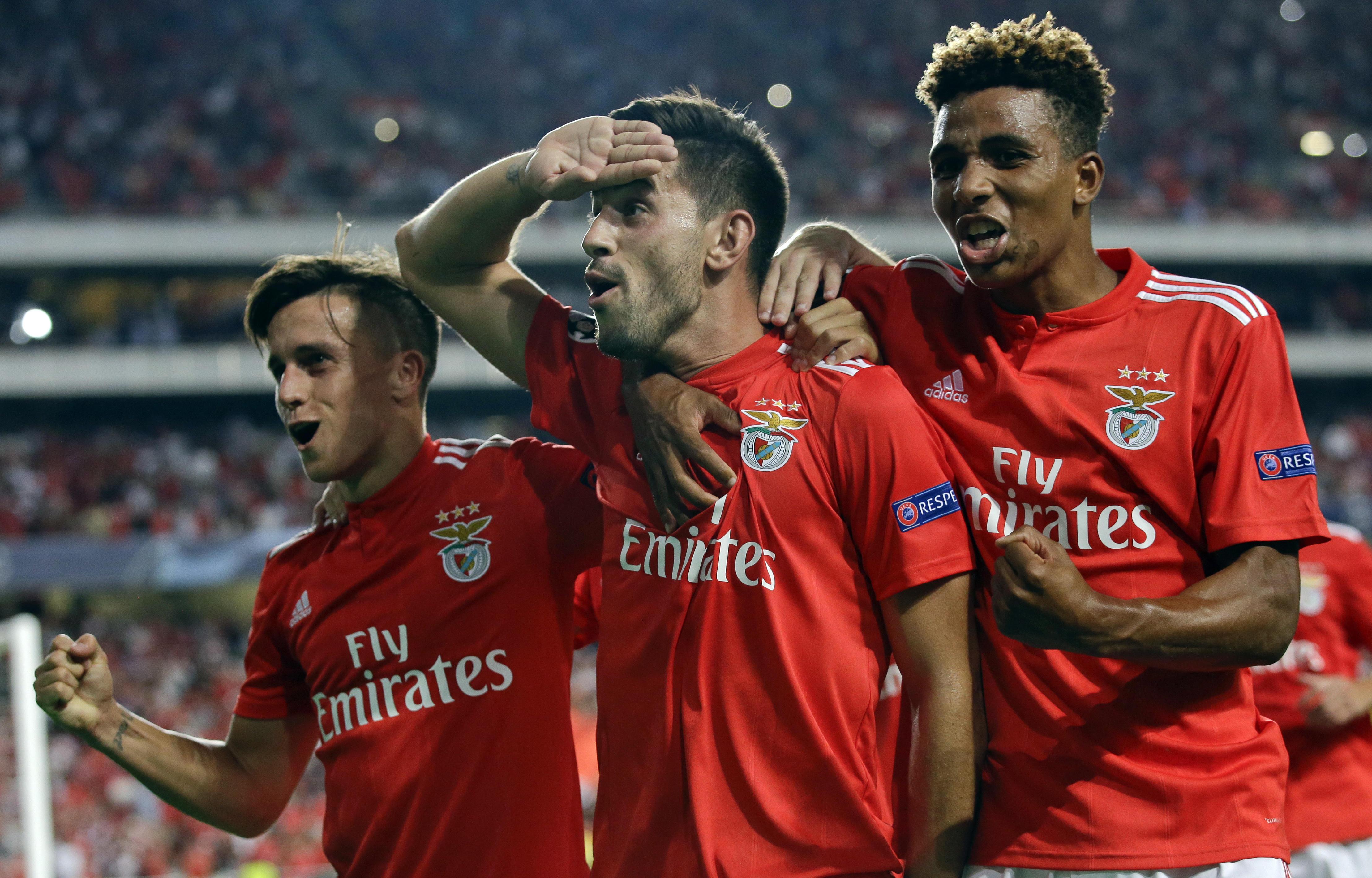 Champions League Playoffs Benfica
