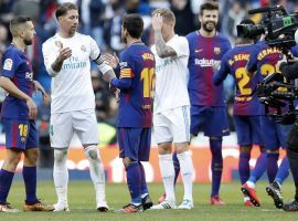 La Liga president Javier Tebas says that while the league wants to put a game in the United States, there's no chance of moving El Clasico overseas. (Image: Javier Gandul/Diario AS)
