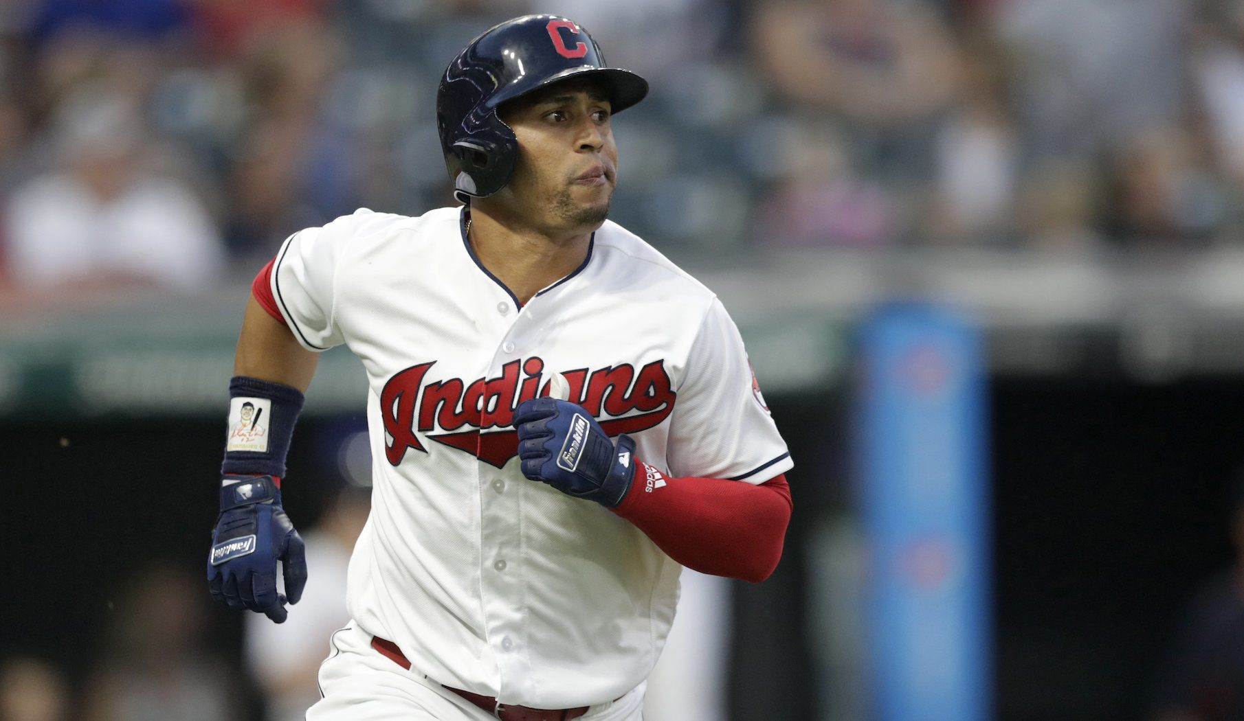 Leonys Martin bacterial infection