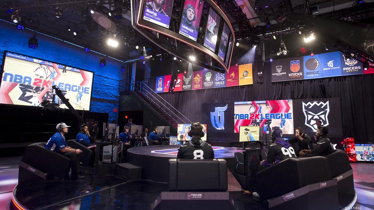 NBA 2K League Expansion