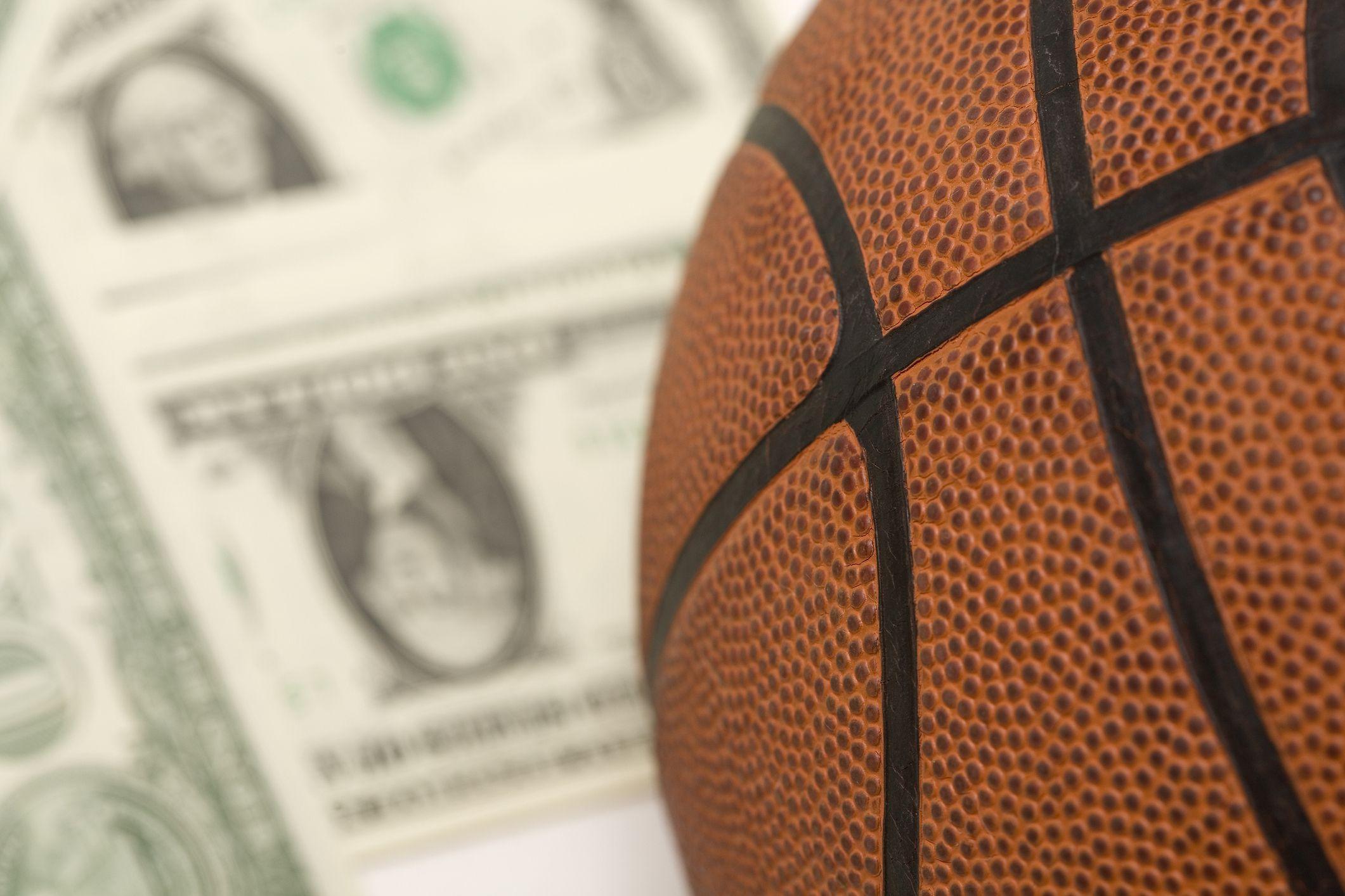 NBA MGM betting partnership
