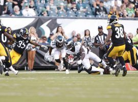 The Pittsburgh Steelers and Philadelphia Eagles play in a preseason NFL game on August 9, 2018 at Lincoln Financial Field. (Image: Brian Garfinkel/Philadelphia Eagles)