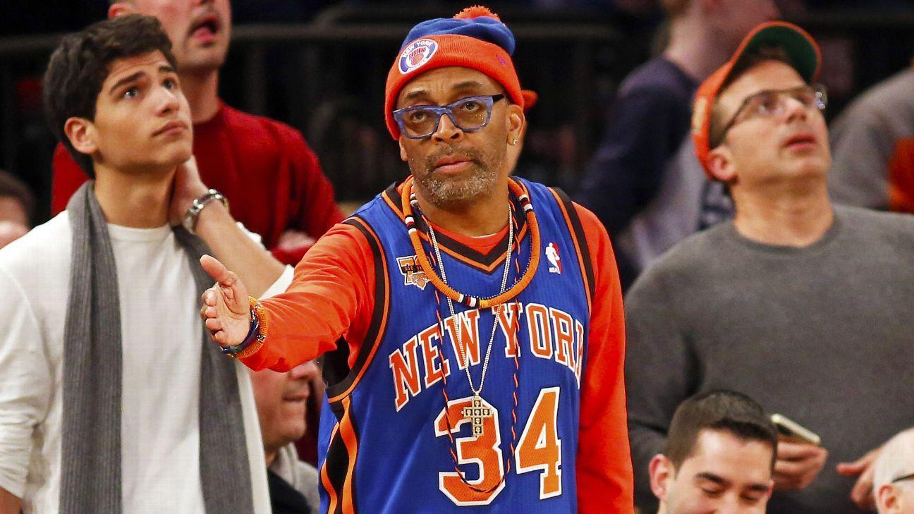 Knicks fan auction fanhood